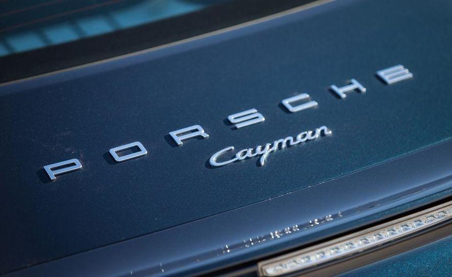 2014 Porsche Cayman - Slide 11