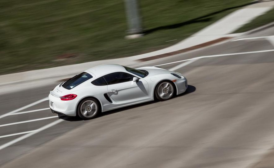 2014 Porsche Cayman - Slide 4