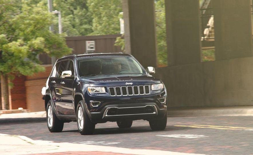 2014 Jeep Grand Cherokee Limited - Slide 1