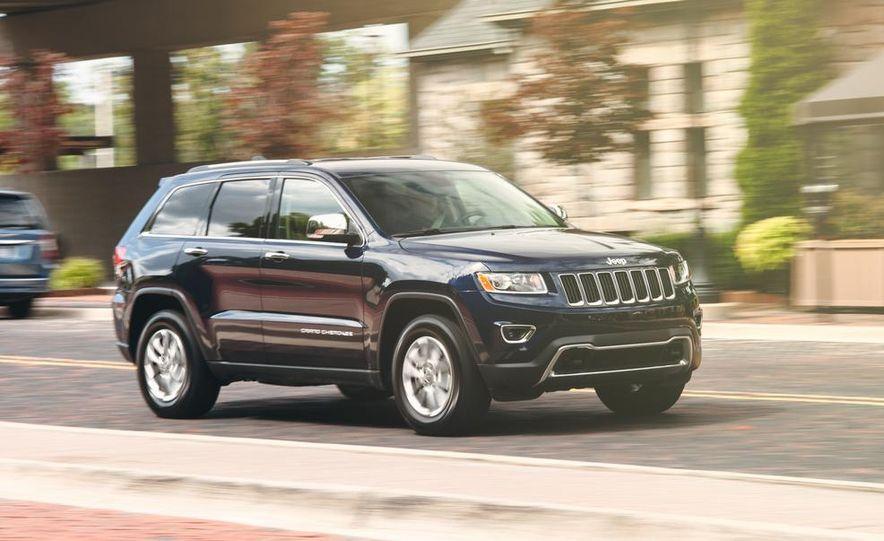 2014 Jeep Grand Cherokee Limited - Slide 4
