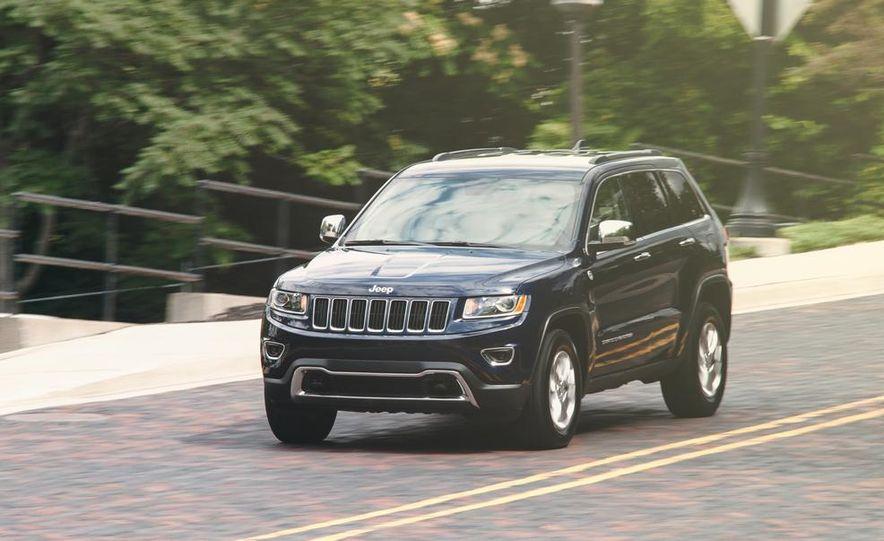2014 Jeep Grand Cherokee Limited - Slide 5