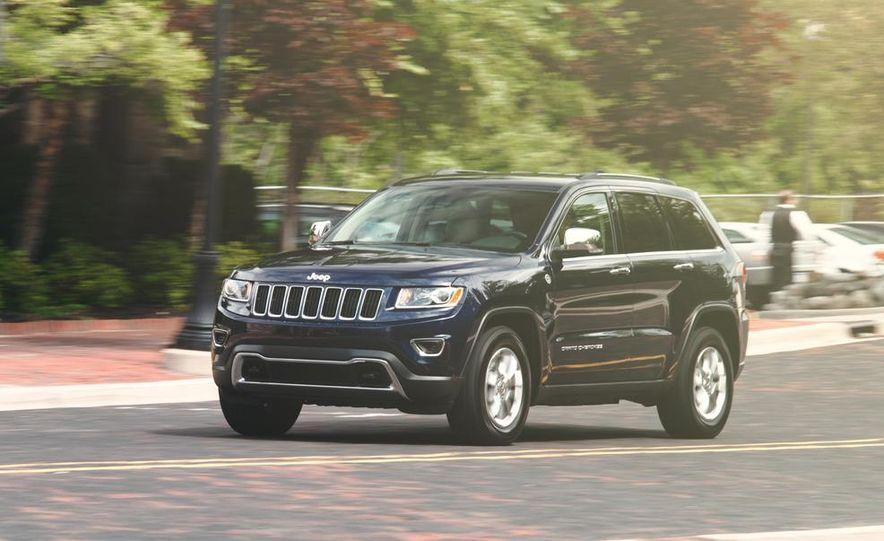2014 Jeep Grand Cherokee Limited - Slide 6