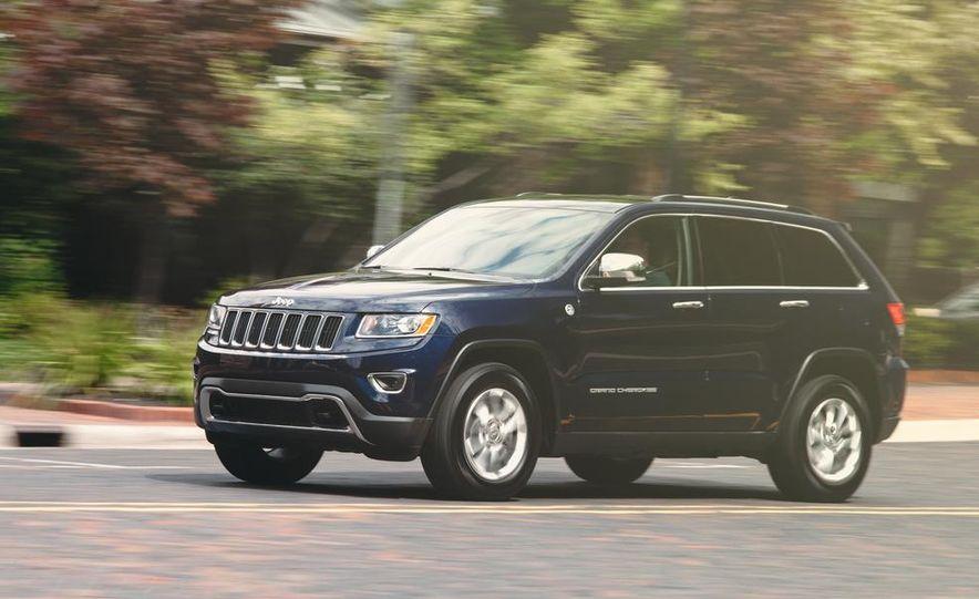 2014 Jeep Grand Cherokee Limited - Slide 7