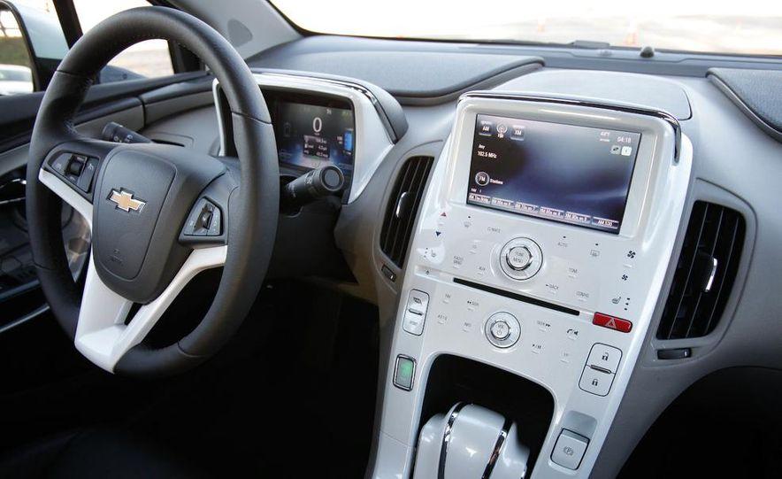 2014 Chevrolet Spark EV - Slide 31