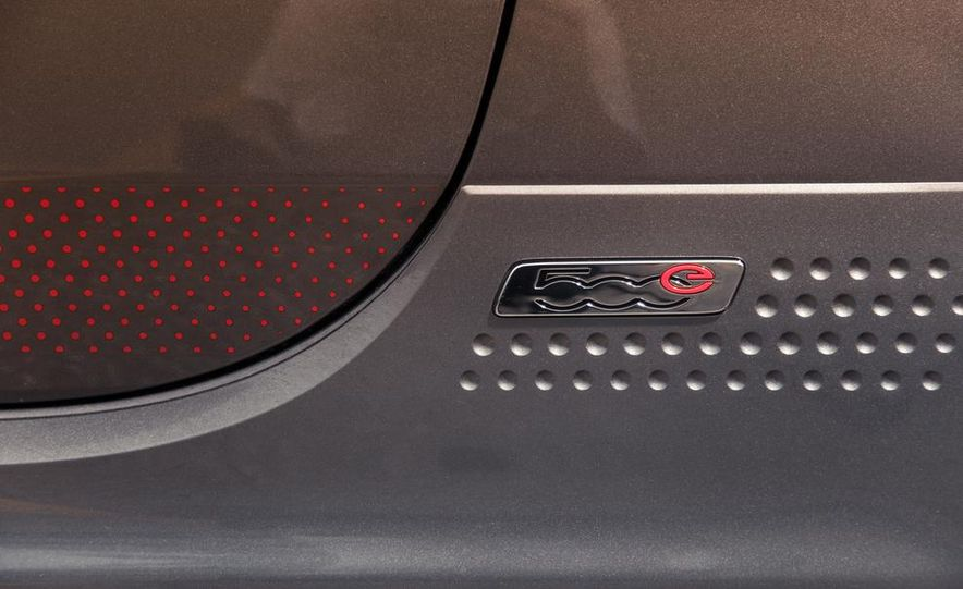 2014 Chevrolet Spark EV - Slide 57