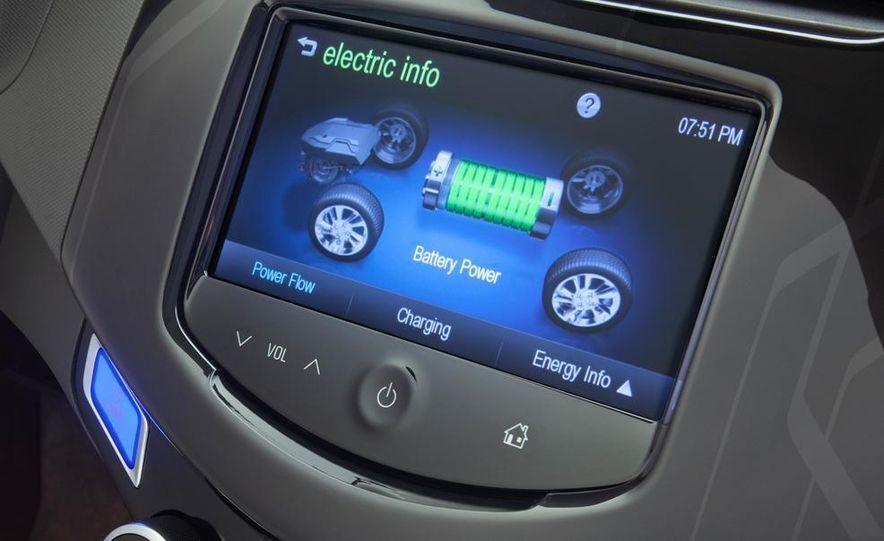 2014 Chevrolet Spark EV - Slide 20