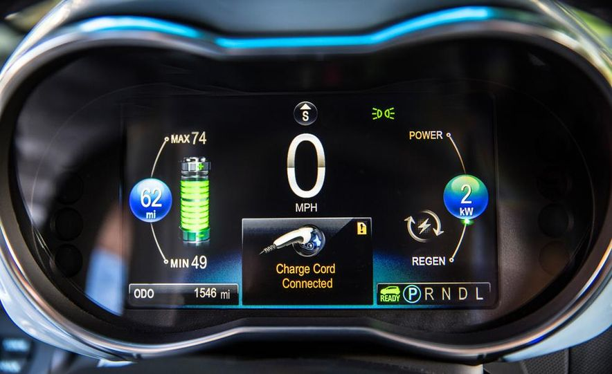 2014 Chevrolet Spark EV - Slide 22