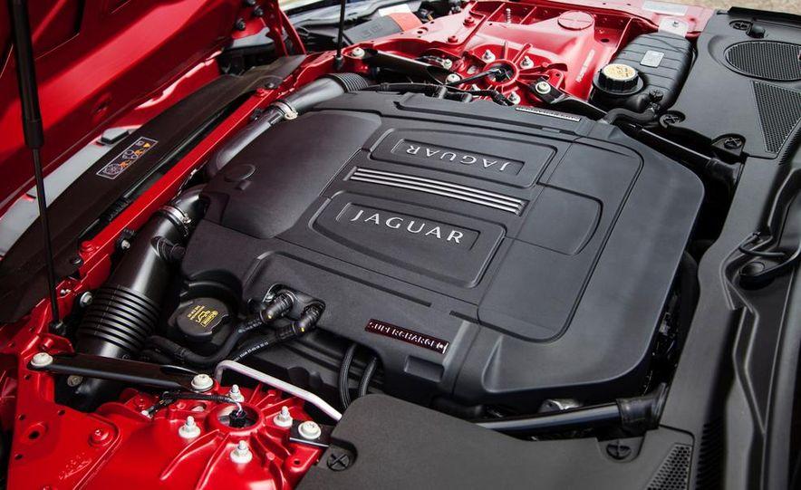 2014 Jaguar F-type V-8 S - Slide 12
