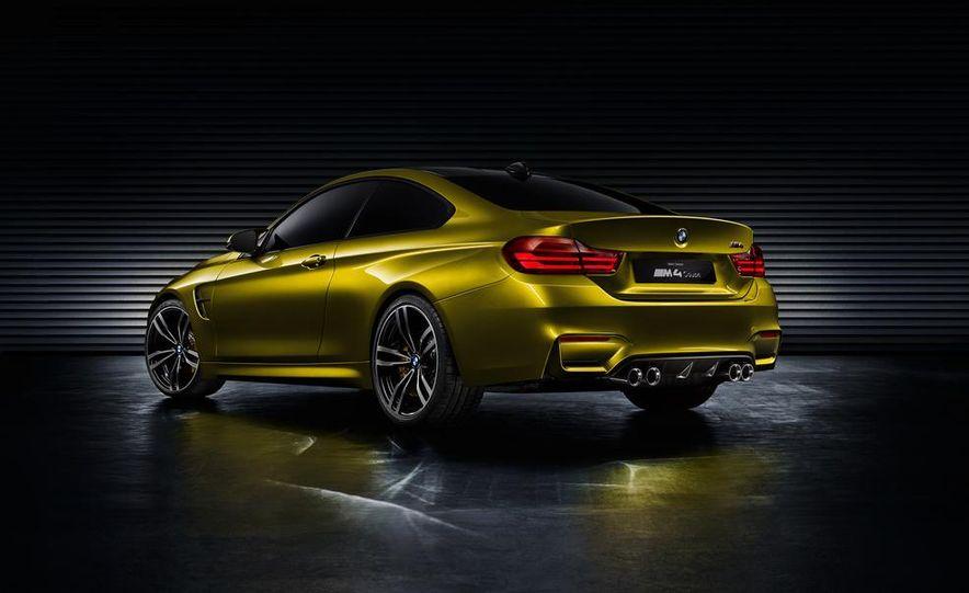 BMW Concept M4 Coupe - Slide 28