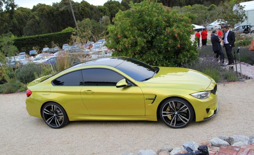 BMW Concept M4 Coupe - Slide 10