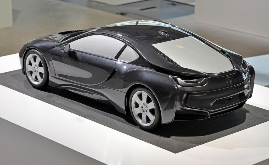 2015 BMW i8 prototypes - Slide 51