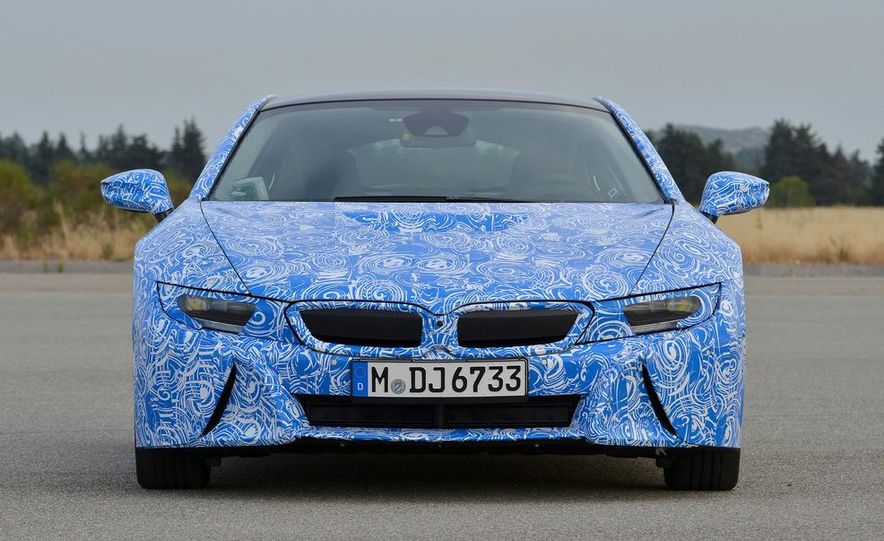2015 BMW i8 prototypes - Slide 28