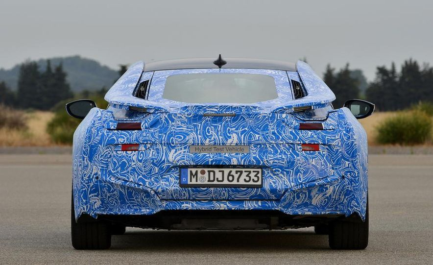 2015 BMW i8 prototypes - Slide 29