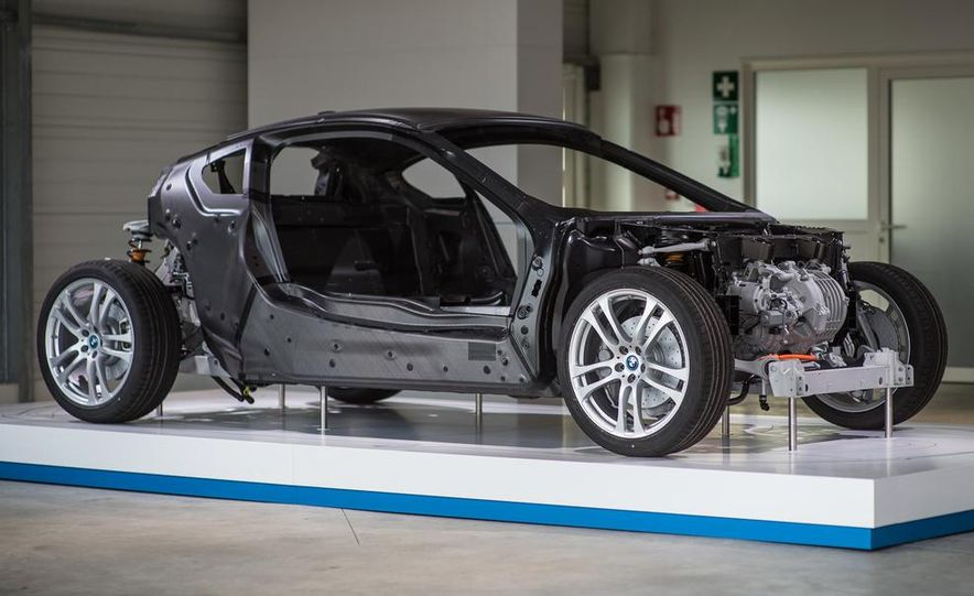 2015 BMW i8 prototypes - Slide 44