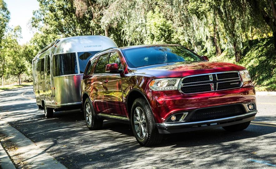 2014 Dodge Durango Limited - Slide 1