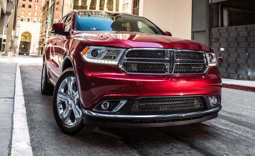 2014 Dodge Durango Limited - Slide 8