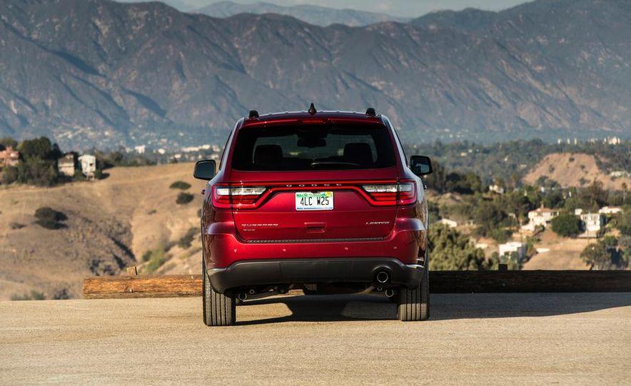2014 Dodge Durango Limited - Slide 10