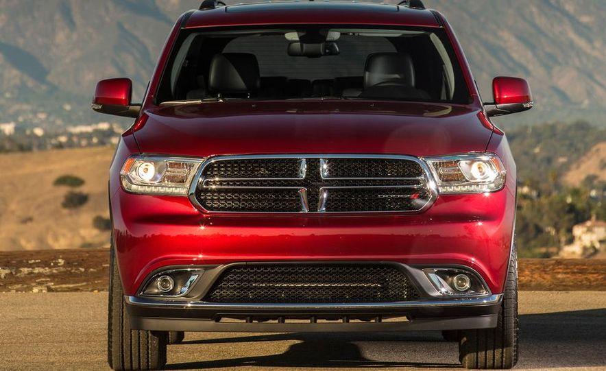 2014 Dodge Durango Limited - Slide 12