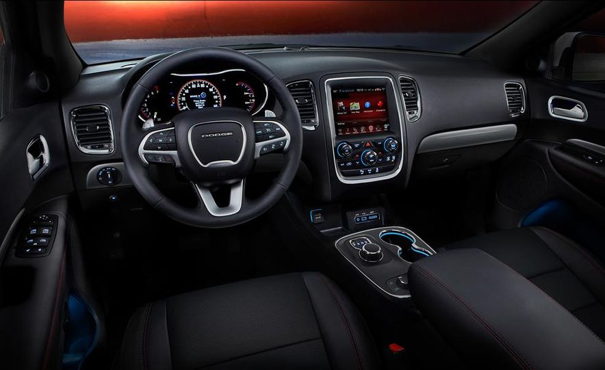 2014 Dodge Durango Limited - Slide 69