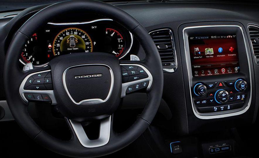2014 Dodge Durango Limited - Slide 70