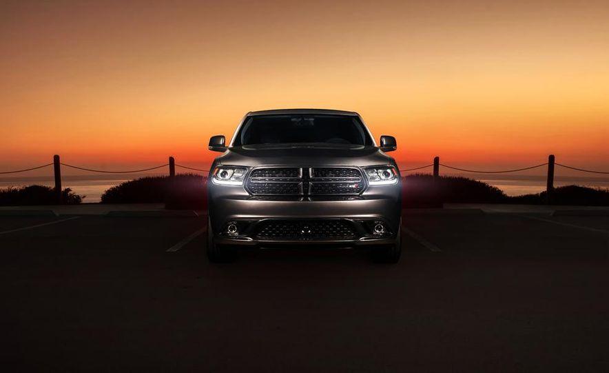 2014 Dodge Durango Limited - Slide 42