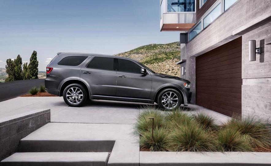 2014 Dodge Durango Limited - Slide 48