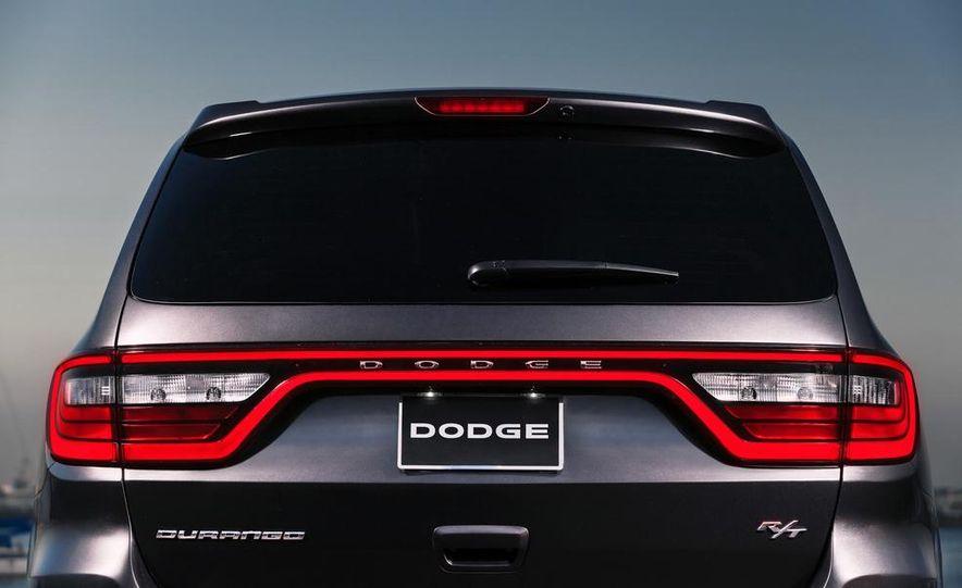 2014 Dodge Durango Limited - Slide 62