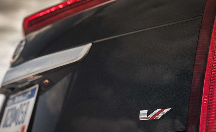 2014 Cadillac XTS Vsport - Slide 13