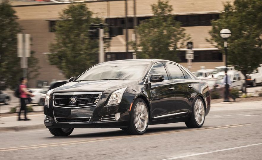 2014 Cadillac XTS Vsport - Slide 3