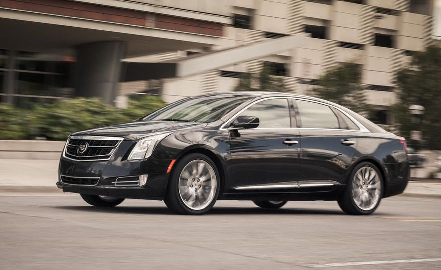 2014 Cadillac XTS Vsport - Slide 4