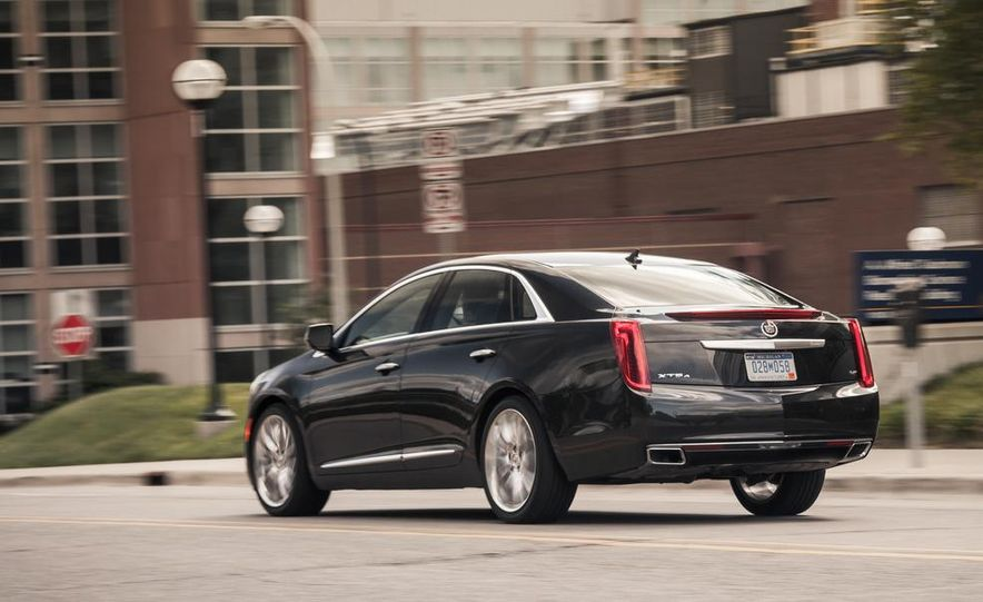 2014 Cadillac XTS Vsport - Slide 6