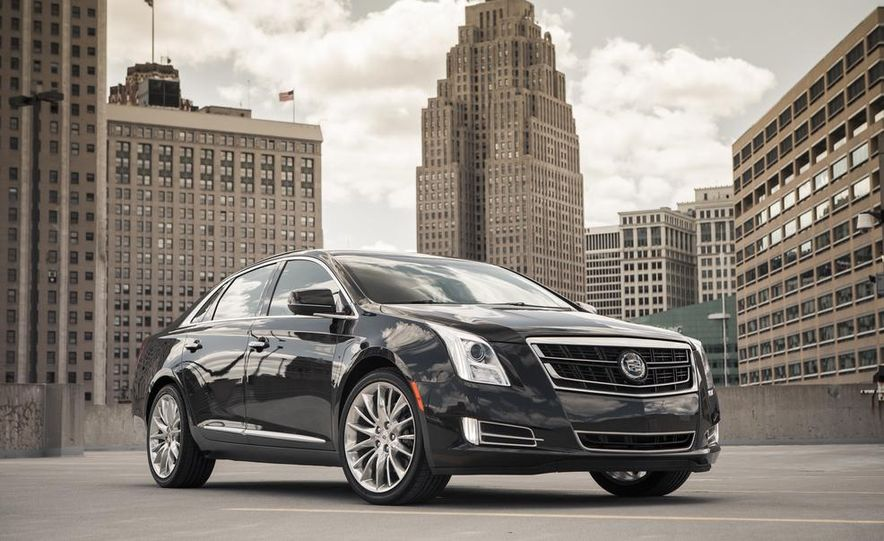 2014 Cadillac XTS Vsport - Slide 7