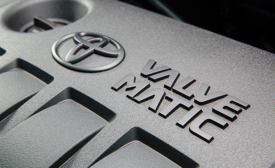 2014 Toyota Corolla S - Slide 91