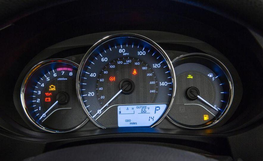 2014 Toyota Corolla S - Slide 62