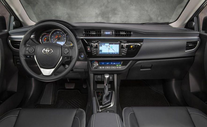 2014 Toyota Corolla S - Slide 59