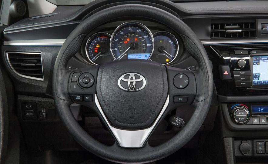 2014 Toyota Corolla S - Slide 61