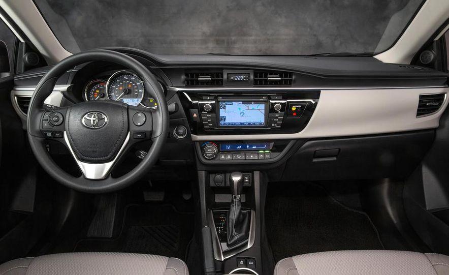 2014 Toyota Corolla S - Slide 74