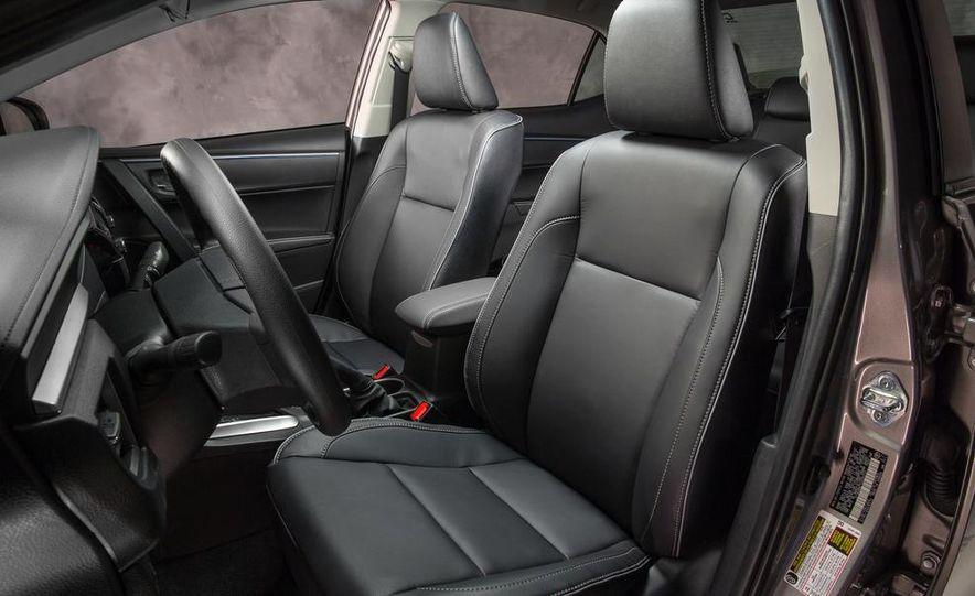 2014 Toyota Corolla S - Slide 81