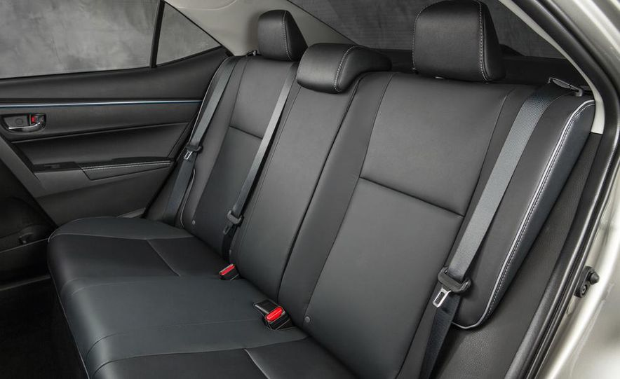 2014 Toyota Corolla S - Slide 83