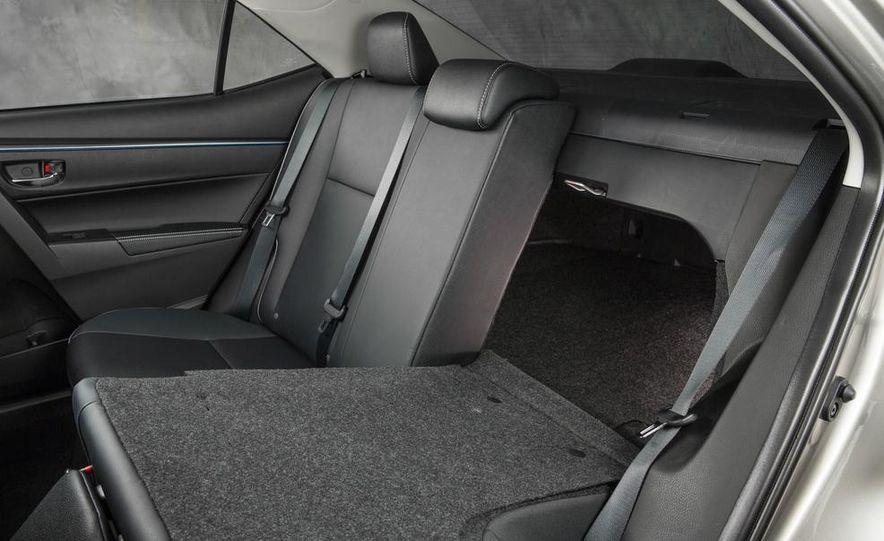 2014 Toyota Corolla S - Slide 84
