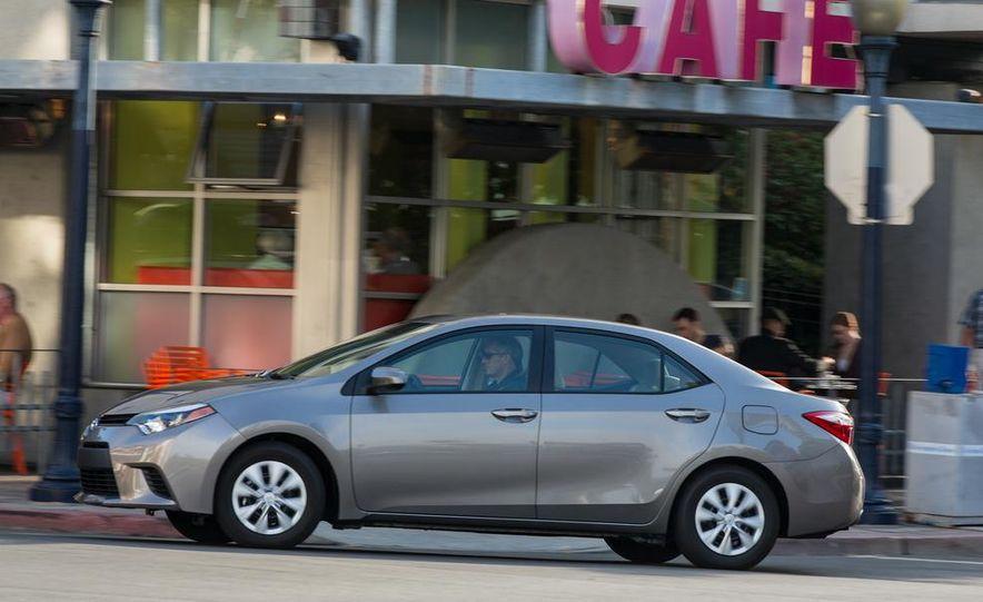 2014 Toyota Corolla S - Slide 56