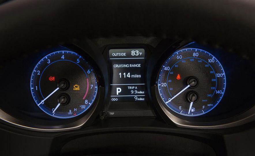 2014 Toyota Corolla S - Slide 15