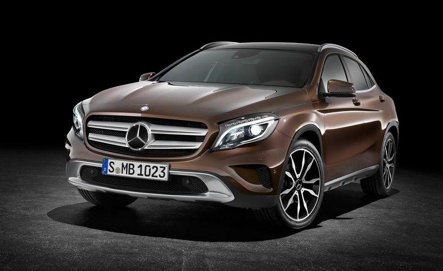 2015 Mercedes-Benz GLA250 4MATIC - Slide 36
