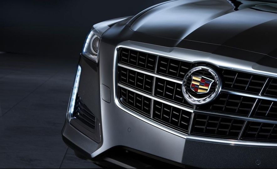 2014 Cadillac CTS Vsport - Slide 21