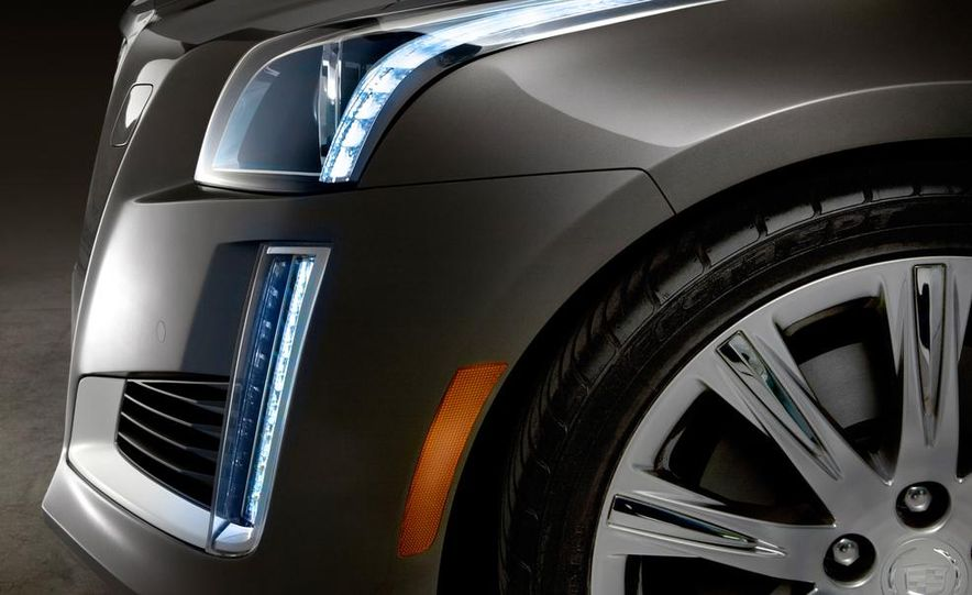 2014 Cadillac CTS Vsport - Slide 23
