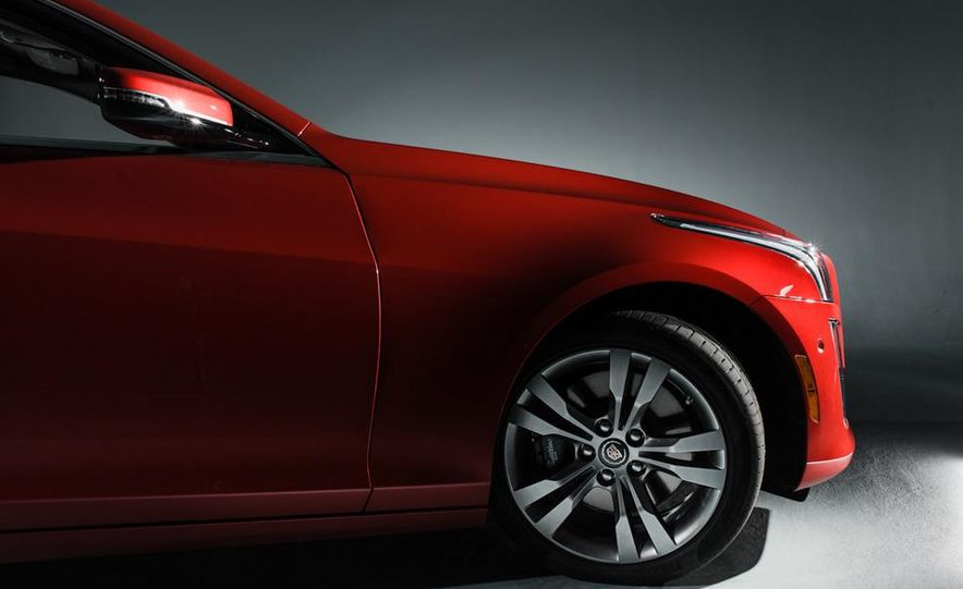 2014 Cadillac CTS Vsport - Slide 3