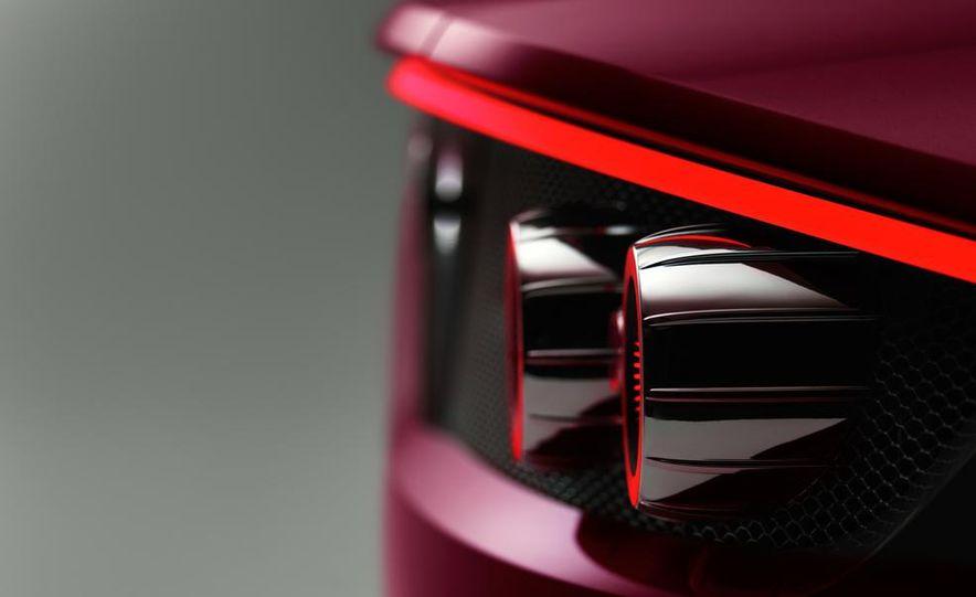 Spyker B6 Venator Spyder concept - Slide 6