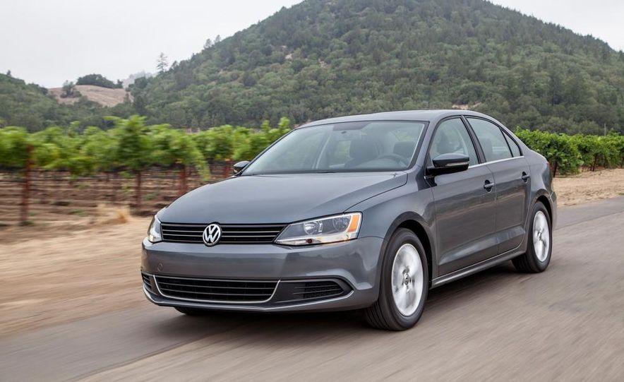 2014 Volkswagen Jetta 1.8T SE - Slide 20