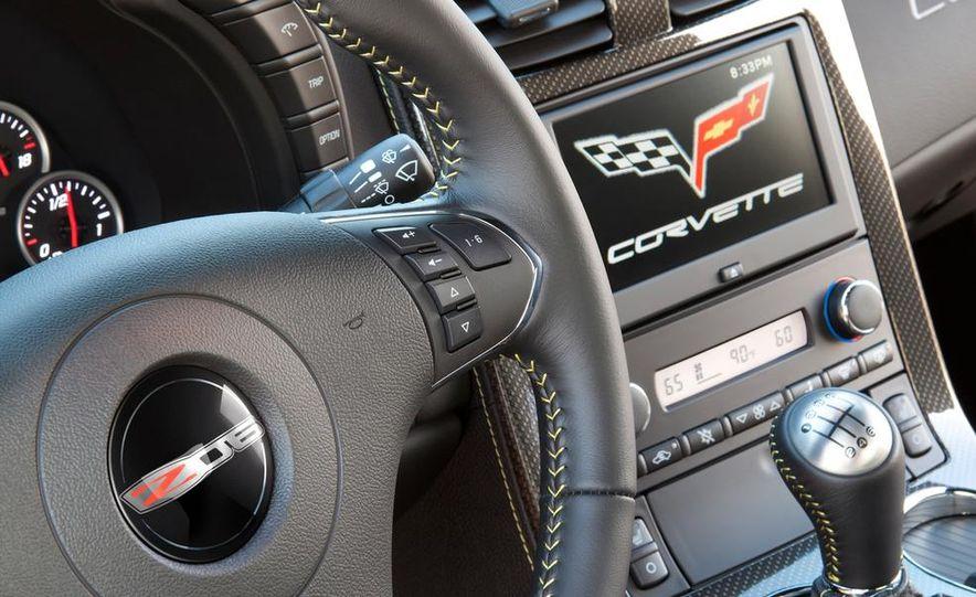 2016 Chevrolet Corvette Z07 (spy photo) - Slide 19