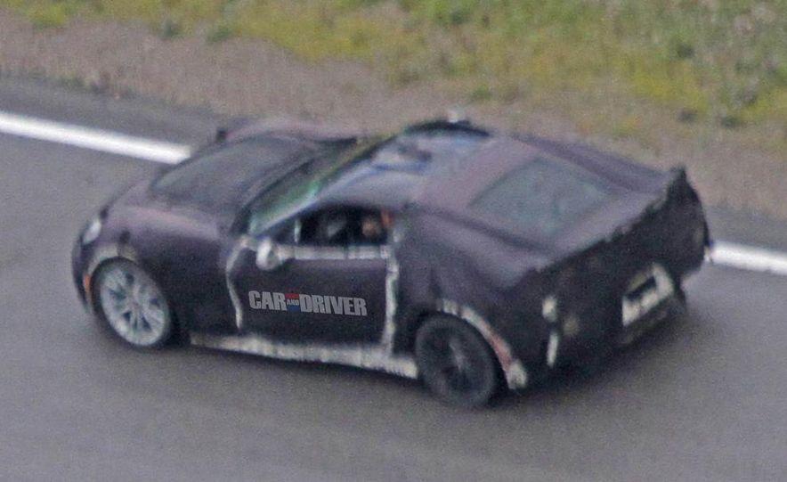 2016 Chevrolet Corvette Z07 (spy photo) - Slide 5